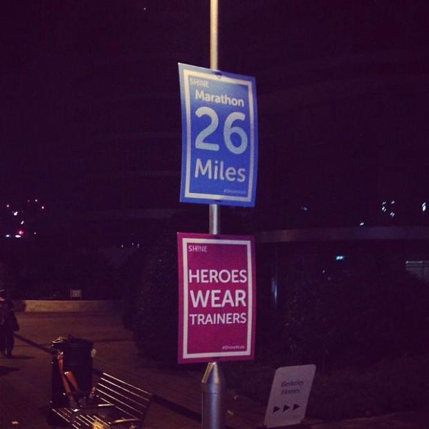 26 mile mark